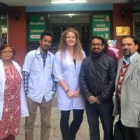 Stage ziekenhuis Nepal